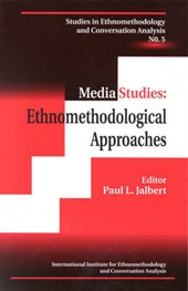 Media Studies | Paul L. Jalbert |