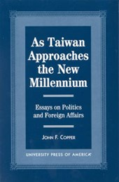 As Taiwan Approaches the New Millennium