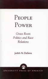 People Power | Judith N. DeSena |