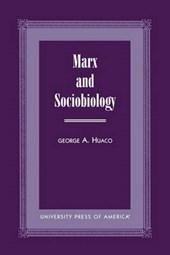 Marx and Sociobiology