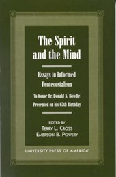 The Spirit and the Mind