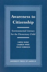 Awareness to Citizenship | Carole Basile |