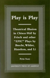Play Is Play | Peter Yang |