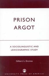 Prison Argot