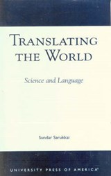 Translating the World | Sundar Sarukkai |