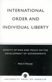 International Order and Individual Liberty