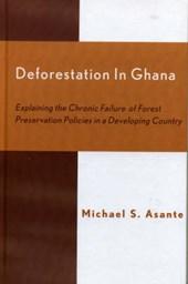 Deforestation in Ghana