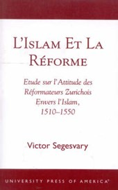 L'Islam Et La Rzforme | Victor Segesvary |