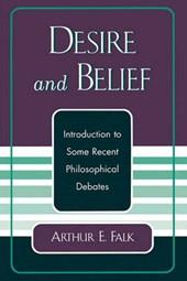 Desire and Belief