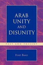 Arab Unity and Disunity