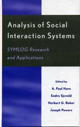 Analysis of Social Interaction Systems |  |