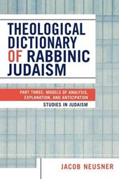 Theological Dictionary of Rabbinic Judaism