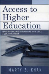 Access to Higher Education | Marty Z. Khan |