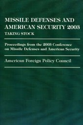 Missile Defense and American Security