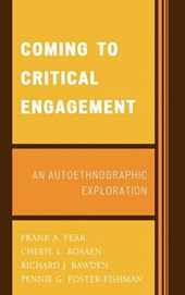 Coming to Critical Engagement | Frank A. Fear |