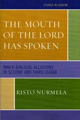 The Mouth of the Lord Has Spoken | Risto Nurmela |