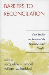 Barriers to Reconciliation |  |