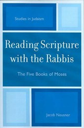 Reading Scripture with the Rabbis