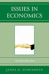 Issues in Economics | James B. Herendeen |