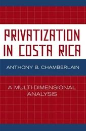 Privatization in Costa Rica