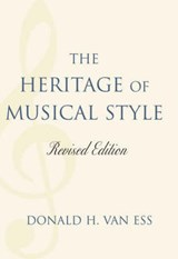 The Heritage of Musical Style | Donald H. Ess |