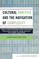Cultural Analysis and the Navigation of Complexity |  |
