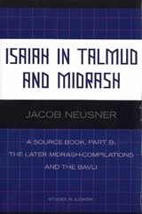 Isaiah in Talmud and Misrash | Jacob Neusner |