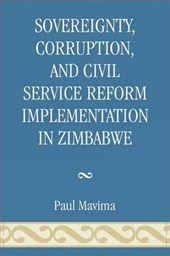 Sovereignty, Corruption and Civil Service Reform Implementation in Zimbabwe