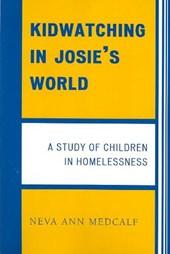 Kidwatching in Josie's World