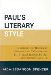 Paul's Literary Style