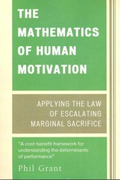 The Mathematics of Human Motivation