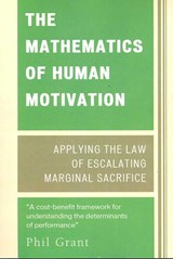 The Mathematics of Human Motivation | Phil Grant |