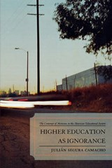 Higher Education as Ignorance | Julian Segura Camacho |