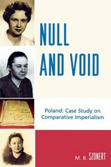 Null and Void | M. B. Szonert |