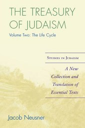 The Treasury of Judaism, Volume Two
