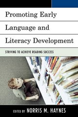Promoting Early Language and Literacy Development | auteur onbekend |