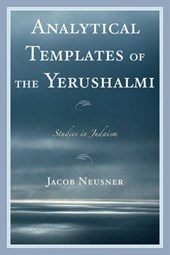 Analytical Templates of the Yerushalmi