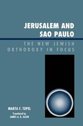 Jerusalem and Sao Paulo