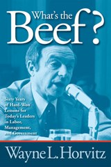 What's the Beef? | Wayne L. Horvitz |