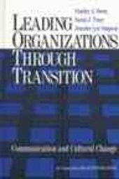 Leading Organizations Through Transition