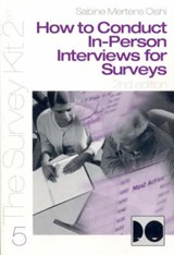 How to Conduct In-Person Interviews for Surveys | Sabine Mertens Oishi |