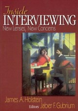Inside Interviewing | James A. Holstein; Jaber F. Gubrium |
