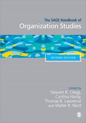 SAGE Handbook of Organization Studies
