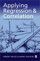 Applying Regression and Correlation | Jeremy Miles |