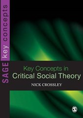 Key Concepts in Critical Social Theory | Nick Crossley |