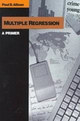 Multiple Regression | Paul D. Allison |