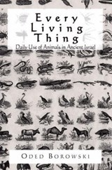 Every Living Thing | Oded Borowski |
