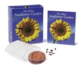 The Mini Sunflower Garden [With Sunflower Seeds, Peat Pellet & Tray] | Victoria Hyun |