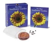 The Mini Sunflower Garden [With Sunflower Seeds, Peat Pellet & Tray]
