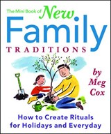 The Mini Book of New Family Traditions | Meg Cox |